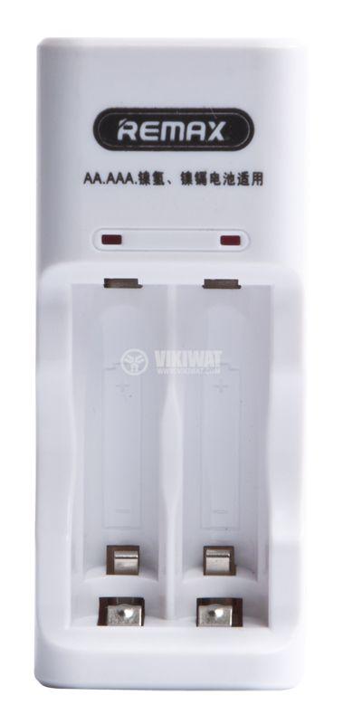 Зарядно устройство за акумулаторни батерии RT-DC02 - 1