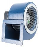 "Industrial Centrifugal Fan BDRS 140-60, 220VAC, 140W, 485m3/h, ""snail"" type"