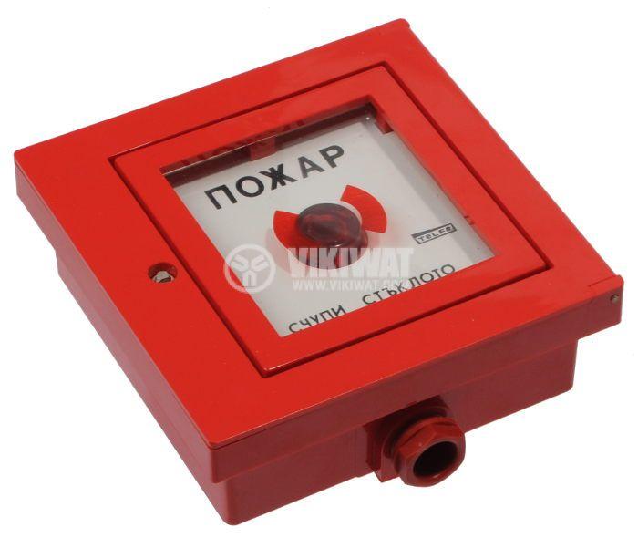 Firealarm button TELFA ROP-30 - 2