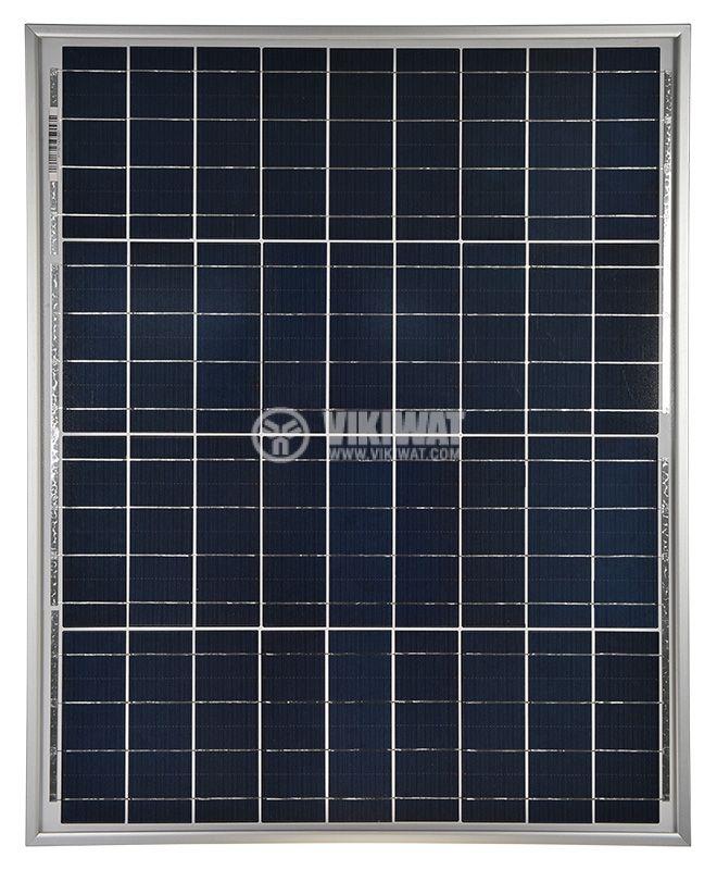 Соларен панел, 50W, 12V, 2.88A, LX-50P   - 1