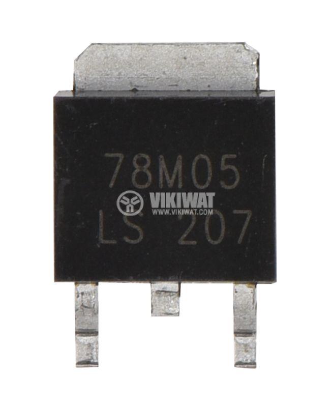 Integrated Circuit 78M05 - 1