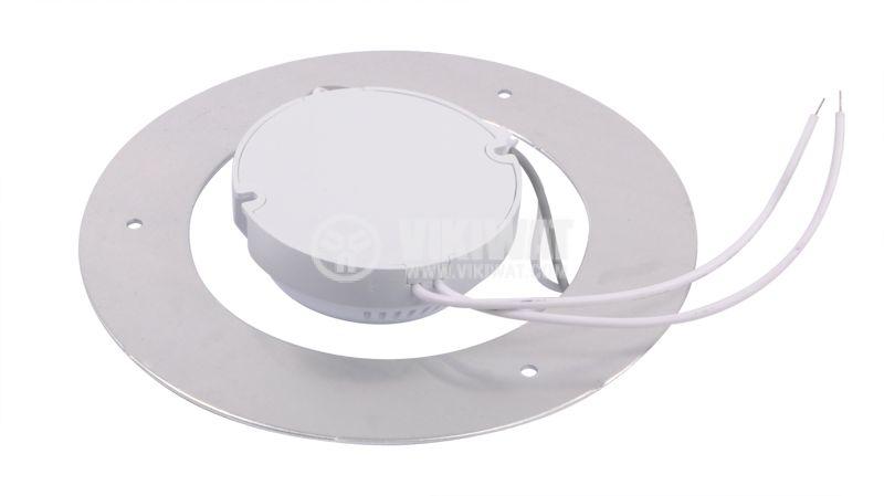 LED ринг BL438-12W/DW, 12W, 85/265VAC, 4200K - 4
