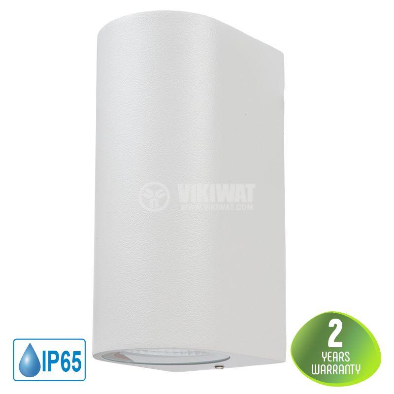 LED garden lamp RITA, 10W, 220VAC, 900lm, 3000K, warm white, IP65, waterproof, BG40-00200 - 1