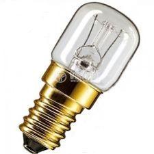 Лампа с нажежаема спирала 25 W, 220 VAC, E14, 300 °C - 1