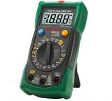 MS8233C - Digital Multimeter, Vdc, Vac, Adc, Ohm, °C, non - contact voltage detection, MASTECH