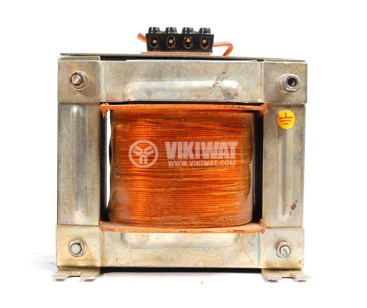 Shell Type Transformer 220/110 VAC, 250 VA - 2