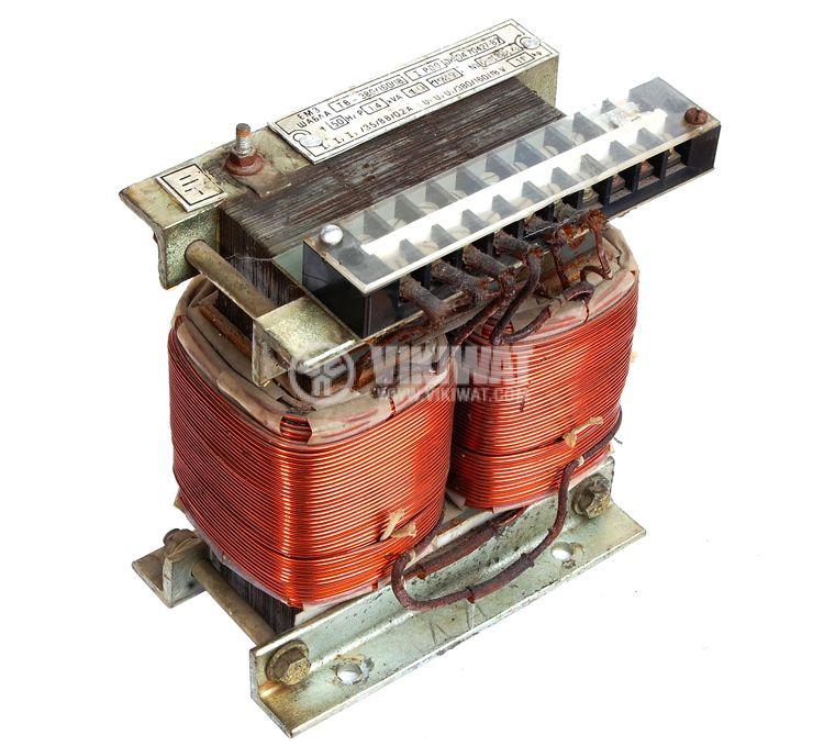 Shell Type Transformer 1400 VA, 380 - 160/18 VAC - 1