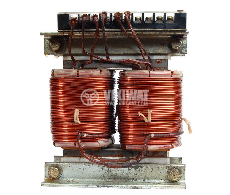 Shell Type Transformer 1400 VA, 380 - 160/18 VAC - 2