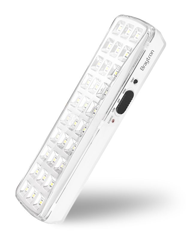 """Emergency LED fixture """"EXIT"""", BC01-00130, 2W, 6500K, cold white - 3"""