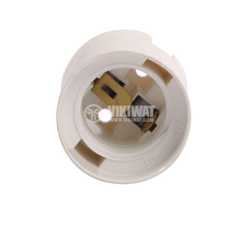 Socket E27, 250VAC, 4A, ARDITI-ITALY - 1
