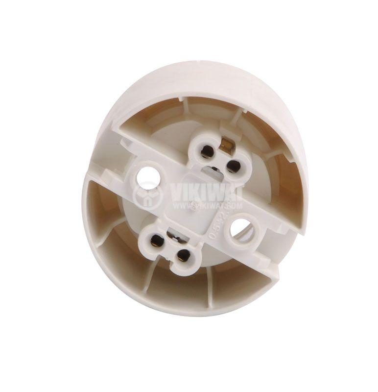 Socket E27, 250VAC, 4A, ARDITI-ITALY - 3