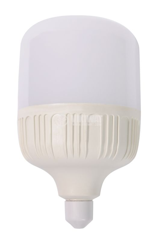 LED лампа, 20W, 220-240VAC, E27, 3000K топло бяла - 4