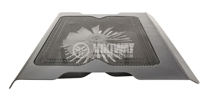 Laptop cooling pad, black, up to 14 inch laptops - 2