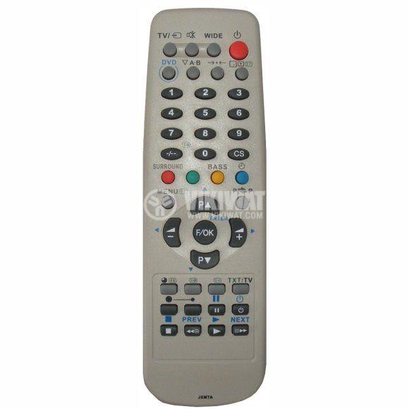 Remote control for SANYO JXMTA