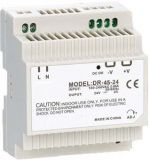 Pulse power supply for DIN rail 24VDC, 2A, 45W, VDR45-24