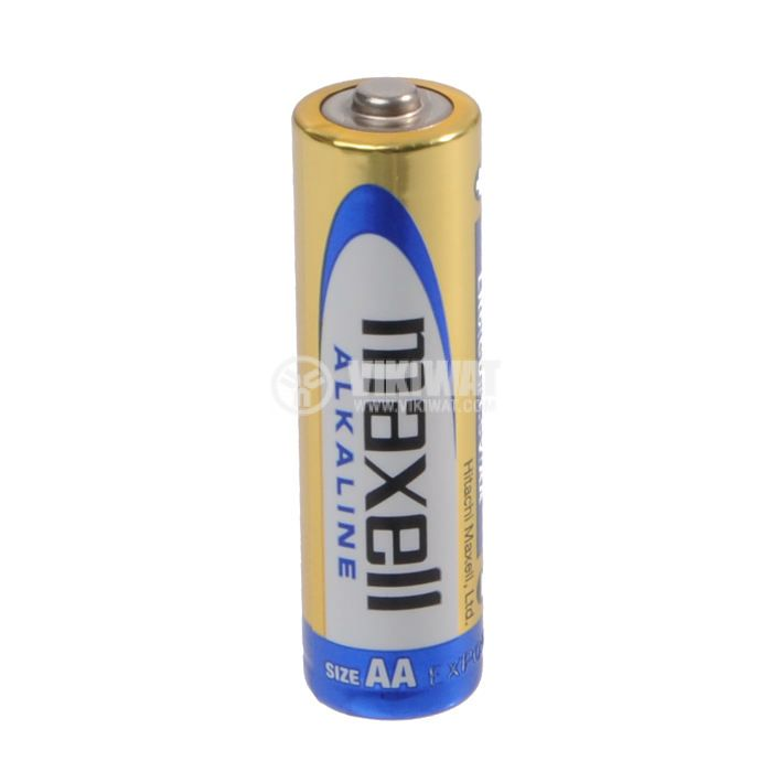 Battery LR6 1.5VDC alkaline AA
