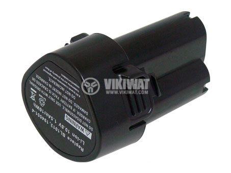 Rechargeable battery 10.8V, 1500mAh for el. instruments MAKITA - 1