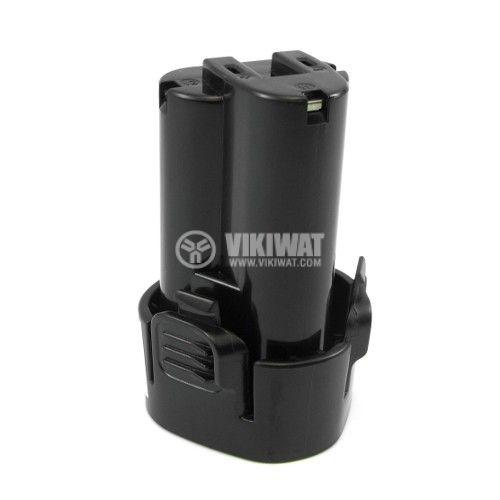 Rechargeable battery 10.8V, 1500mAh for el. instruments MAKITA - 2
