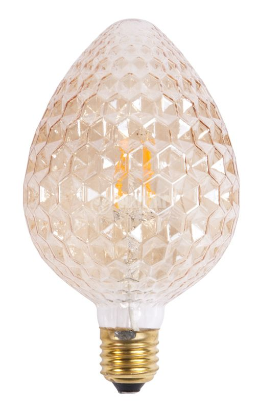 LED lamp BB55-00420, E27, 4W, 2200K, 2350LM, warm white - 1