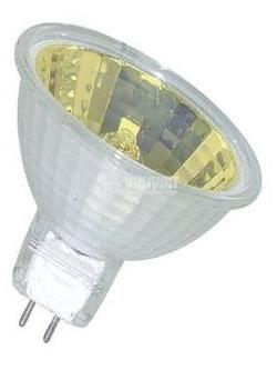Халогенна лампа MR11, G4, 12 V, 20 W, закрита, жълта