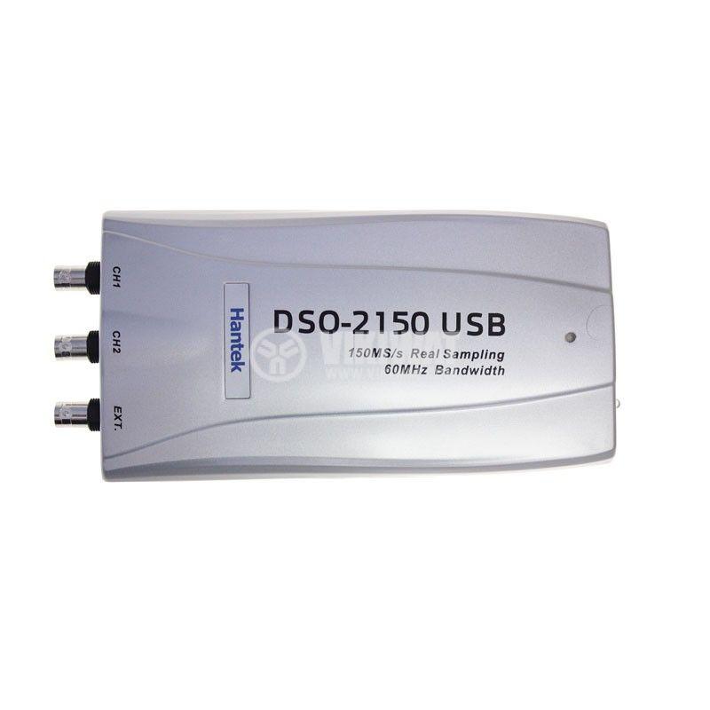 USB oscilloscope Hantek DSO 2150, 60 MHz - 1