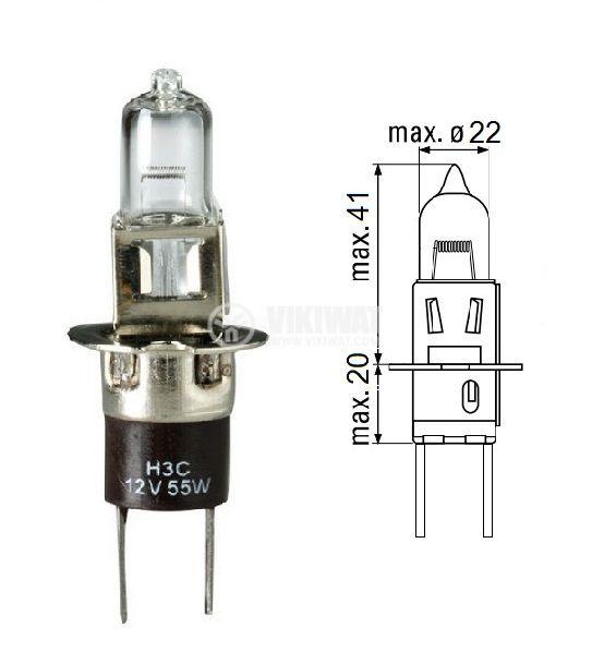 Автомобилна лампа - 1