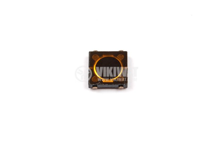 Микробутон, 30 V, 0.05 A DPST, незадържащ, 2xNO, 1.3 mm - 1