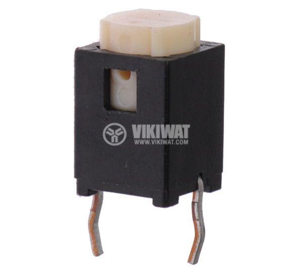 Irretentive Micro Switch, SPST, NO - 1