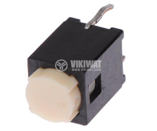 Irretentive Micro Switch, SPST, NO - 2