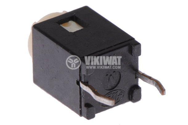 Irretentive Micro Switch, SPST, NO - 3