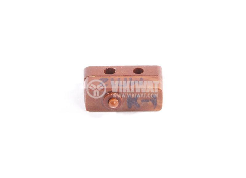 Micro switch, 1A, 250VAC - 2