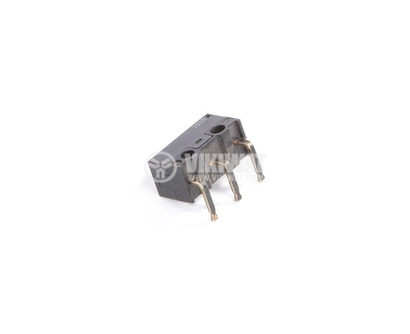 Micro switch, 1A, 250VAC