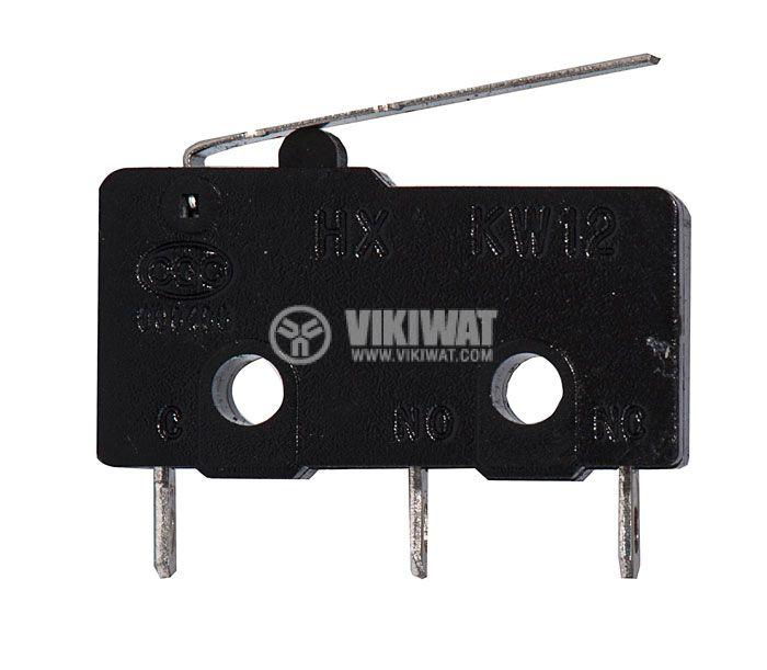 Микропревключвател с лост - 1