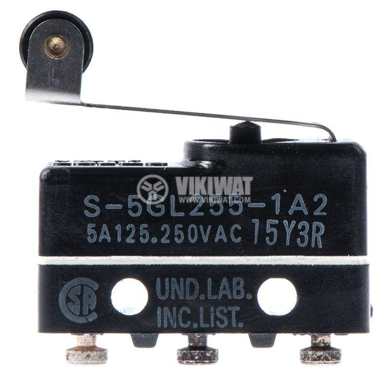 Микропревключвател - 1