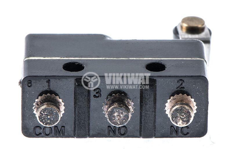 Микропревключвател с лост - 3