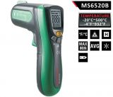 Infrared thermometer, MS6520B, - 20 °C to +500 °C, D:S 10:1