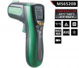 Термометър инфрачервен MS6520B, - 20 °C до +500 °C, D:S 10:1 с лазерно насочване