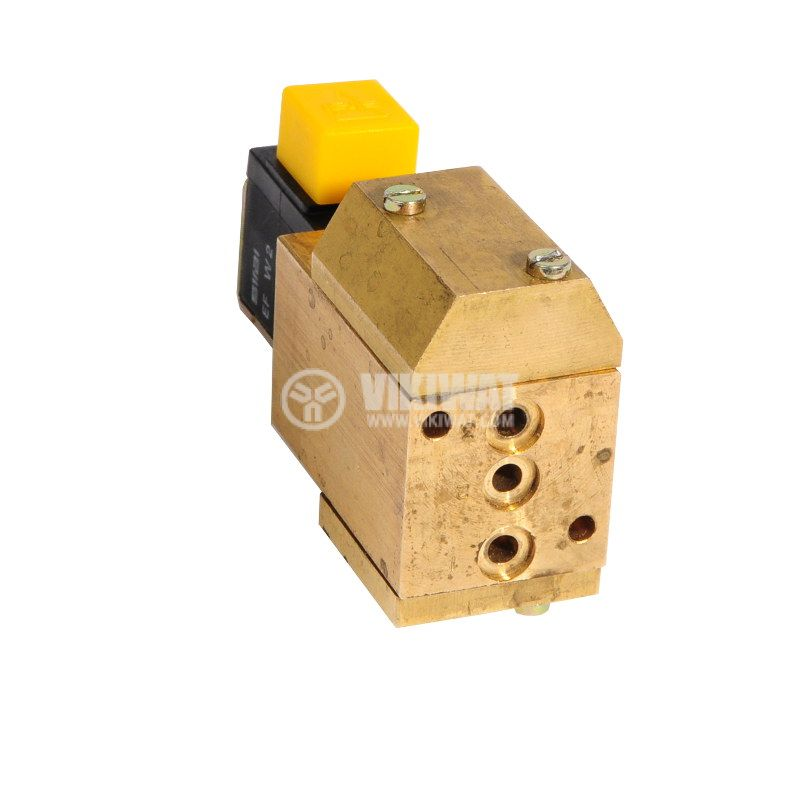 Solenoid Valve Sirai M3120 B1 Ф3.5 Y8, 24 VDC coil - 3