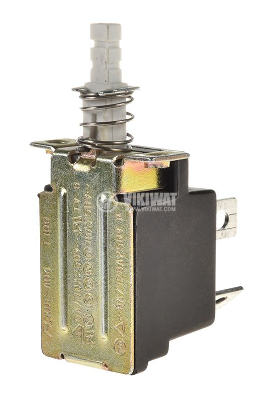 Button switch KDC-A04 ON-OFF, 8A/250VAC - 2