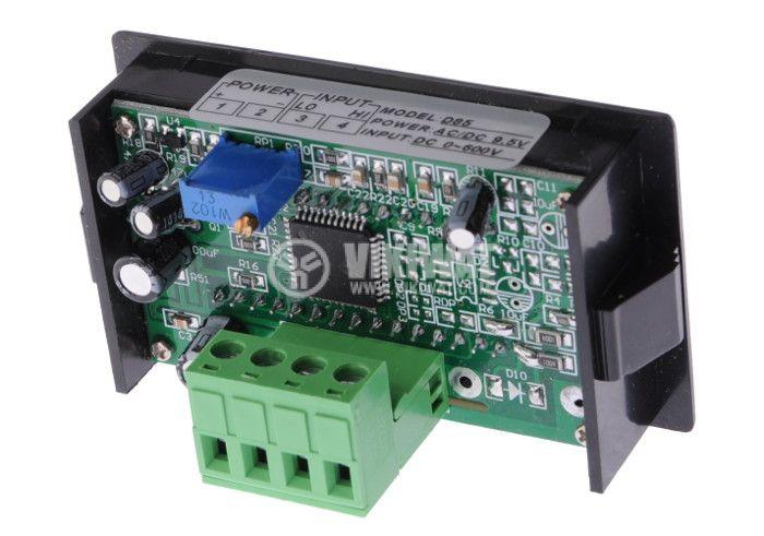 Digital voltmeter, 0-600VDC, SFD-85 - 2