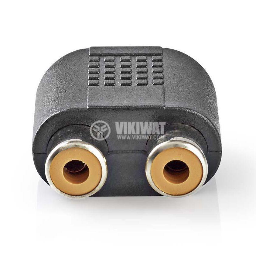 Конектор 3.5mm/2xRCA - 4