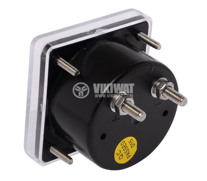 Ammeter, 0-1 mA, DC, 50x50 mm, SF-50 - 2