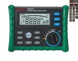 MS5203A Digital Insulation Tester, 10 Gohm, 1000V, 250mA