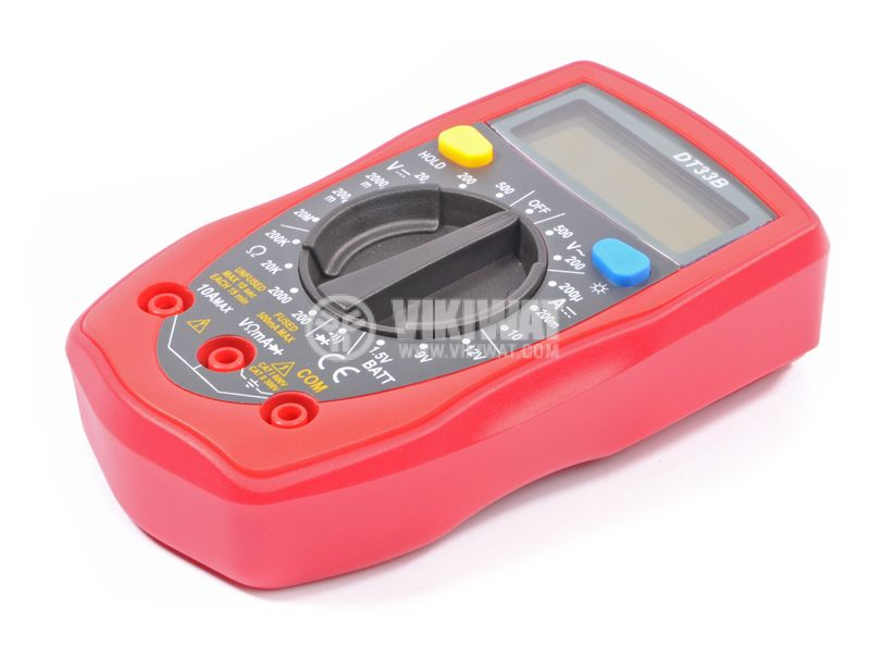 Multimeter DT 33D - 2