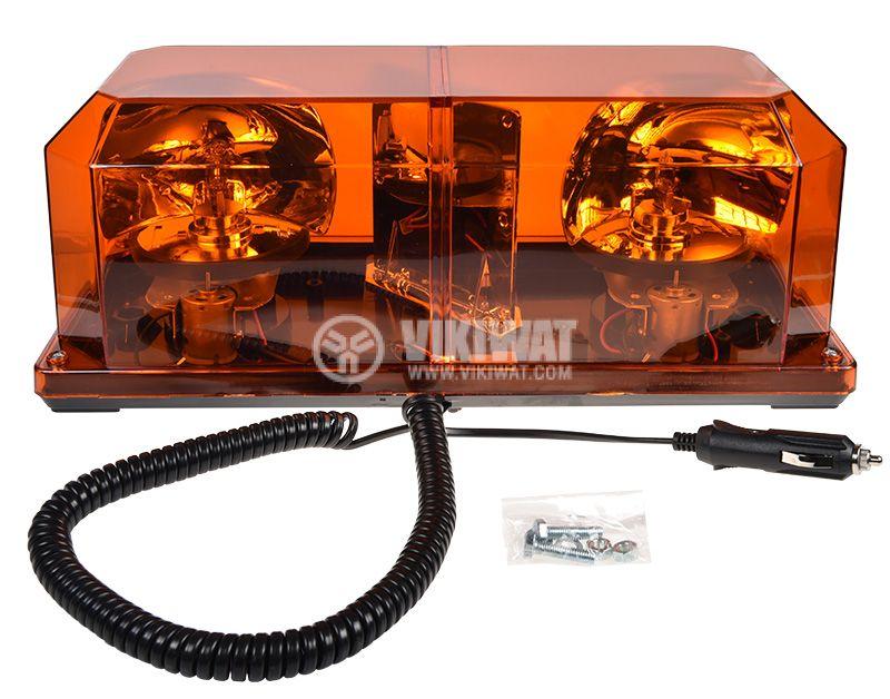 Emergency signal light, TR515, 24 VDC, rotary - 1