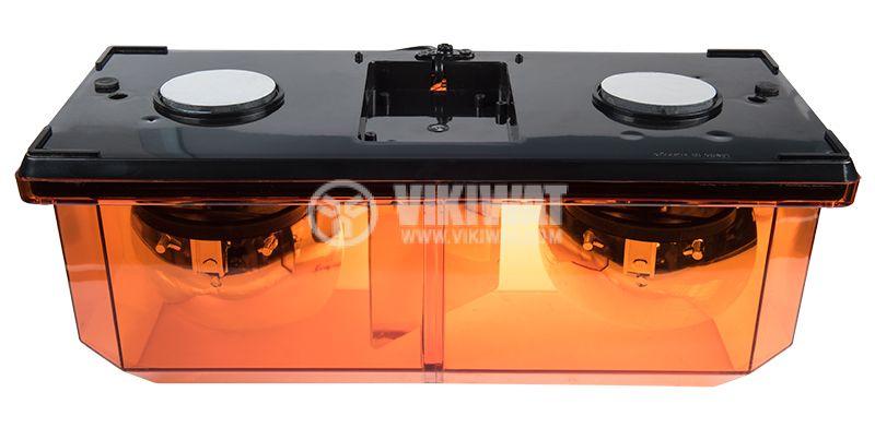 Emergency signal light, TR515, 24 VDC, rotary - 4