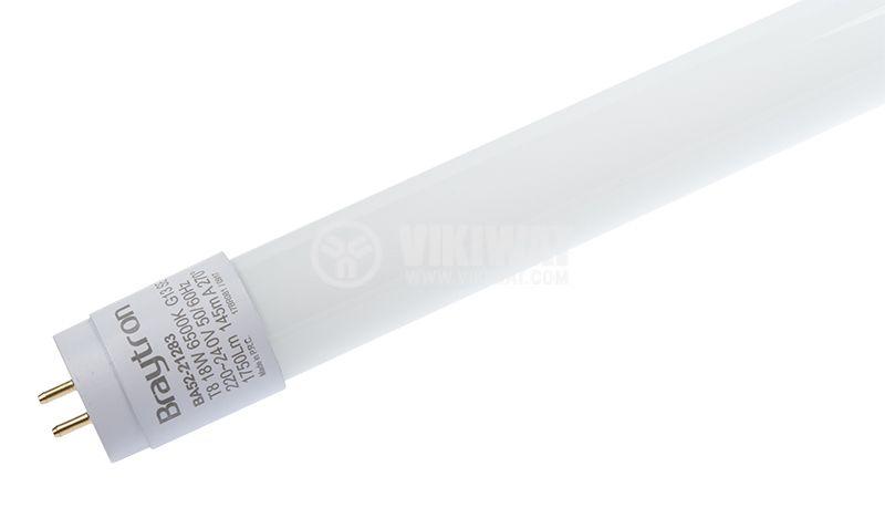 LED tube SE, 1200mm, 18W, 220VAC, 6500K, cold white, G13, T8, BA52-21283 - 1