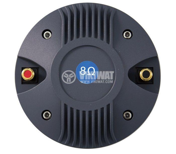 "Високочестотен, високоговорител, DH-0044, 80W, 8Ω, 44mm, 1.75"" - 2"