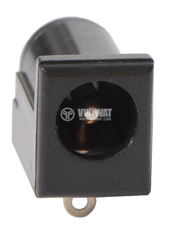 Power DC socket, M, 5.5x2.1mm - 1