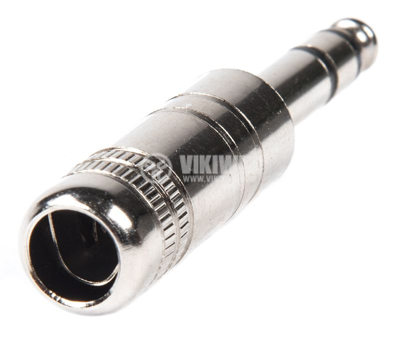 Connector 6.3mm stereo - 2
